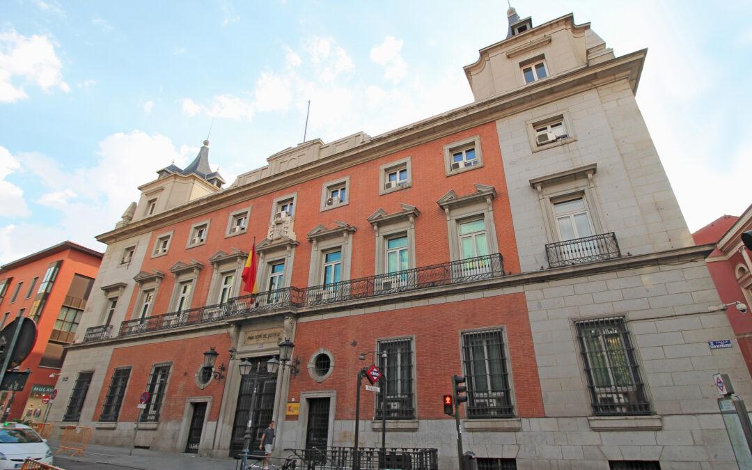 El Ministerio de Justicia informa de los seguros de vida